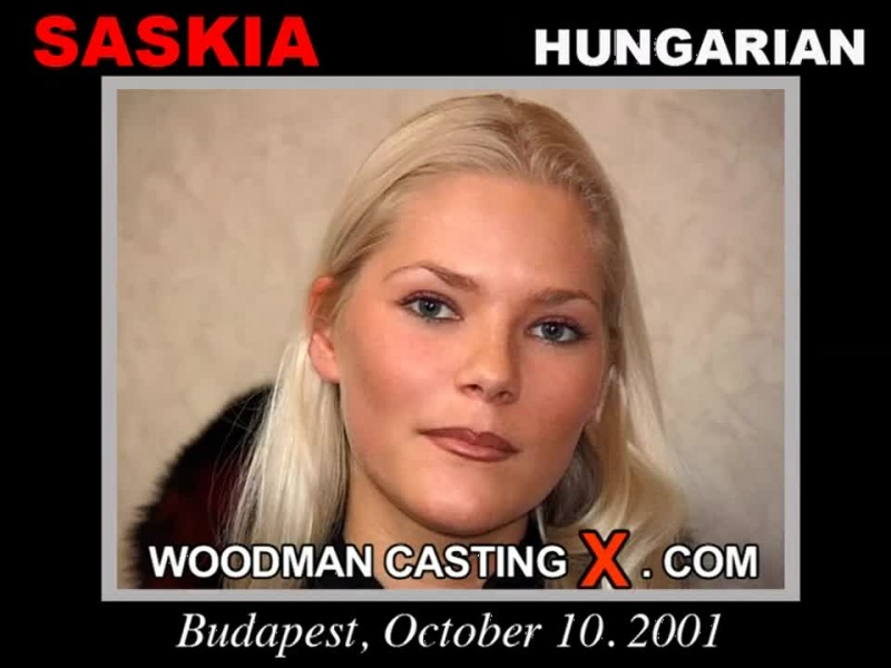 Saskia Woodman Casting X