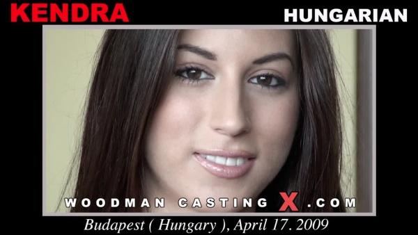 Kendra Woodman Casting X