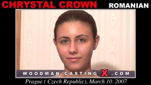 See the audition of Chrystal Crown
