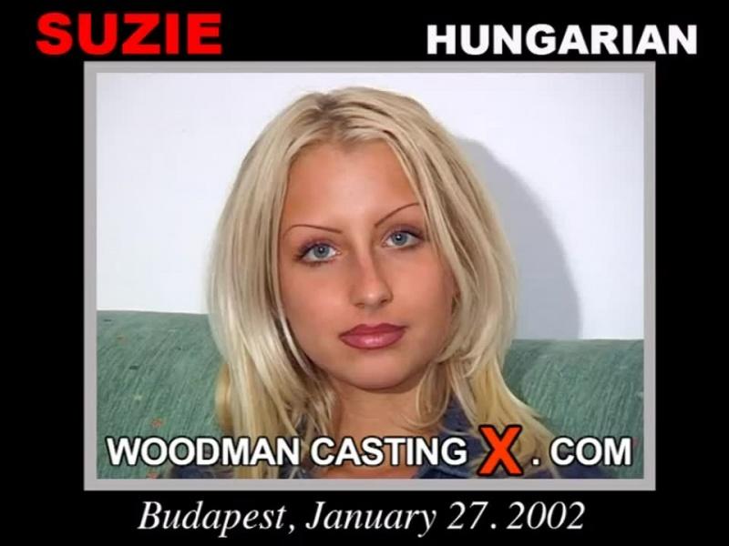 Suzie Woodman Casting X