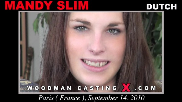 Mandy Slim Woodman Casting X