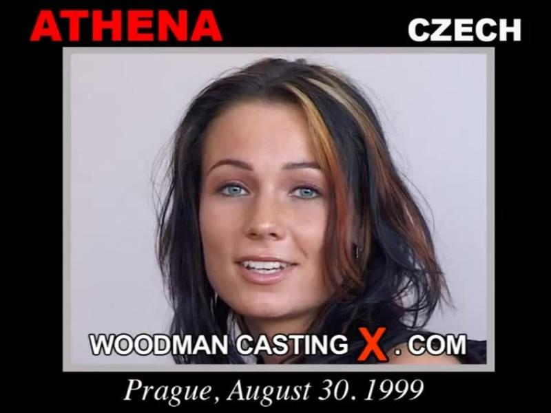 Athena Woodman Casting X