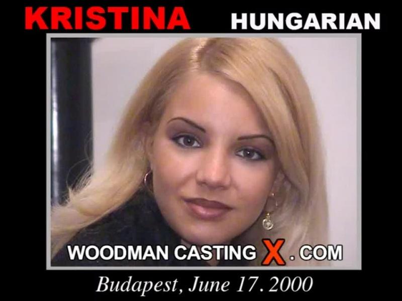 Kristina Woodman Casting X