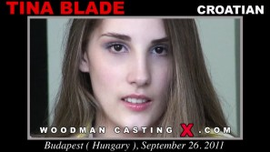 See the audition of Tina Blade