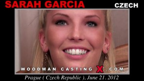 Watch Sarah Garcia first XXX video. Pierre Woodman undress Sarah Garcia, a Czech girl.
