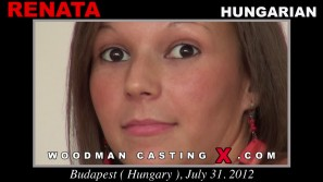 Watch Renata first XXX video. Pierre Woodman undress Renata, a Hungarian girl.