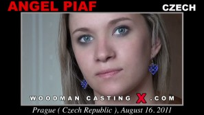 Watch our casting video of Angel Piaf. Pierre Woodman fuck Angel Piaf, Czech girl, in this video.