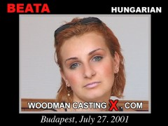Look at Beata getting her porn audition. Erotic meeting between Pierre Woodman and Beata, a Hungarian girl.