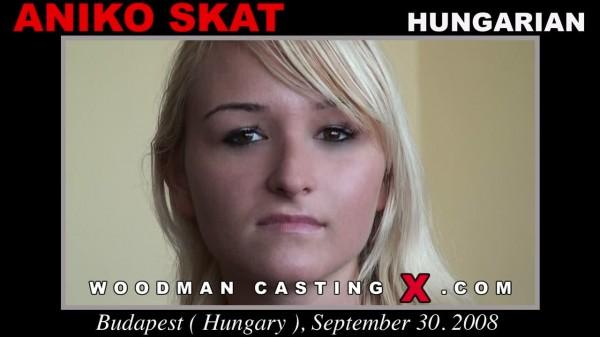 Aniko Skat Woodman Casting X