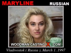 Watch our casting video of Maryline. Erotic meeting between Pierre Woodman and Maryline, a Russian girl.
