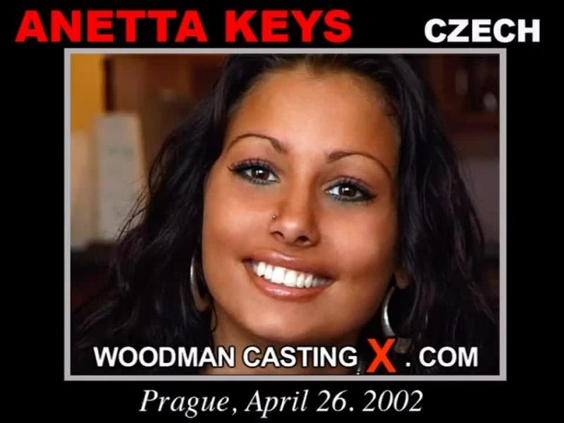 Anetta Keys Woodman Casting X