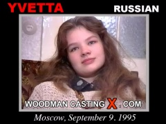 Watch Yvetta - Added 2009-01-10 first XXX video. Pierre Woodman undress Yvetta - Added 2009-01-10, a Russian girl.