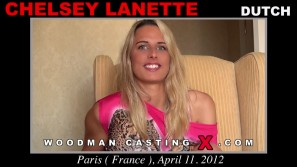 Download Chelsey Lanette casting video files. Pierre Woodman undress Chelsey Lanette, a  girl.