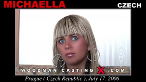 Access Michaella casting in streaming. Pierre Woodman undress Michaella, a  girl.