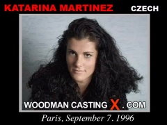 Access Katarina Martinez casting in streaming. Pierre Woodman undress Katarina Martinez, a Czech girl.