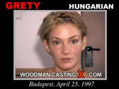 Check out this video of Grety having an audition. Erotic meeting between Pierre Woodman and Grety, a Hungarian girl.
