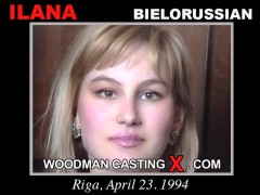 Watch Ilana first XXX video. Pierre Woodman undress Ilana, a  girl.