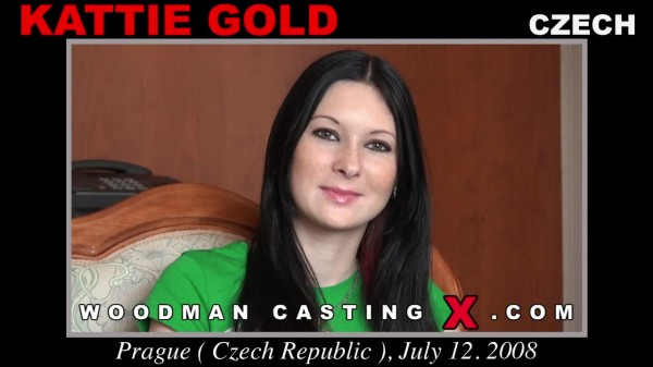 Kattie Gold Woodman Casting X