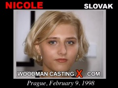 Check out this video of Nicole having an audition. Erotic meeting between Pierre Woodman and Nicole, a Slovak girl.