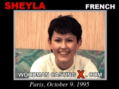 Access Sheyla- Added 2009-01-14 casting in streaming. Pierre Woodman undress Sheyla- Added 2009-01-14, a French girl. 