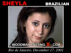Watch our casting video of Sheyla. Erotic meeting between Pierre Woodman and Sheyla, a Brazilian girl.